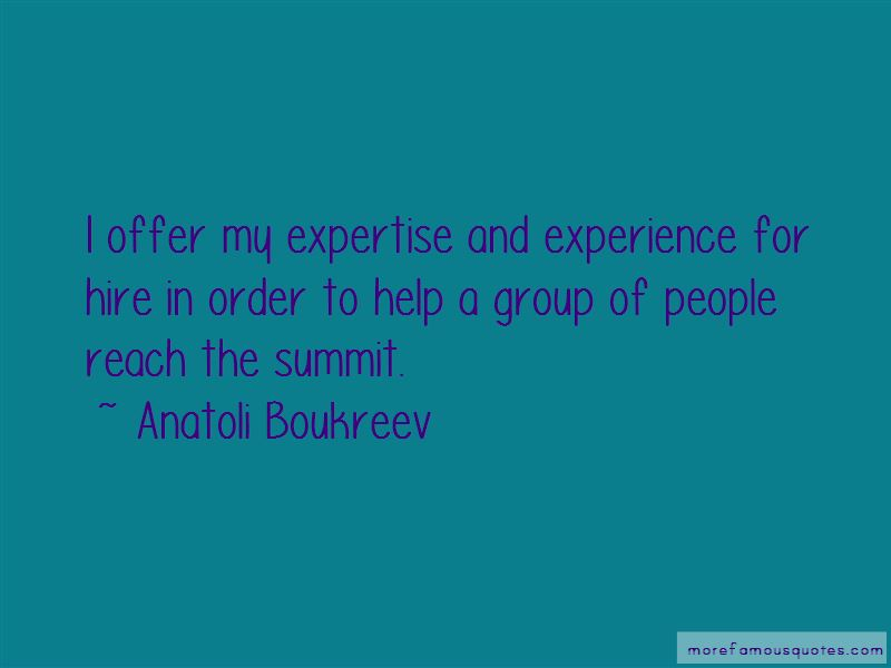 Anatoli Boukreev Quotes Pictures 4