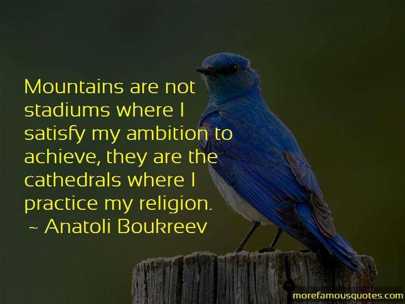 Anatoli Boukreev Quotes