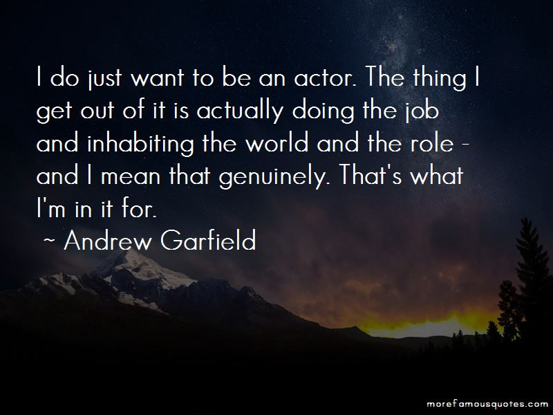 Andrew Garfield Quotes Pictures 2