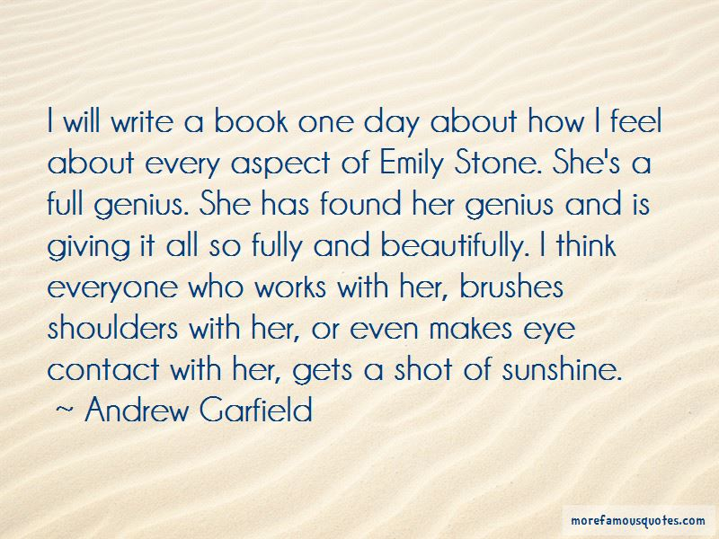 Andrew Garfield Quotes