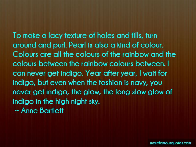 Anne Bartlett Quotes Pictures 3