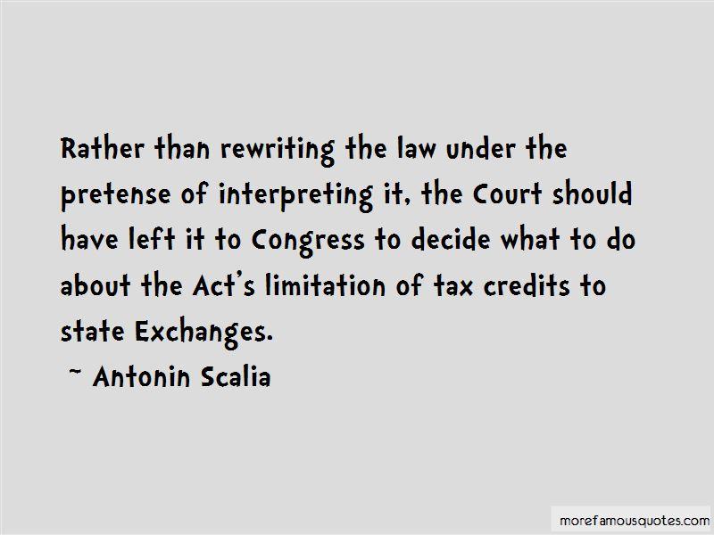 Antonin Scalia Quotes Pictures 3