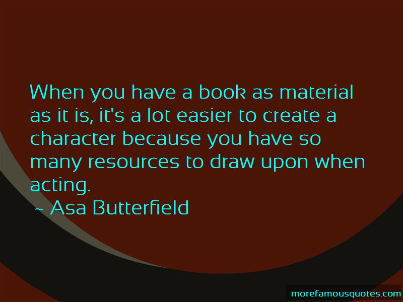 Asa Butterfield Quotes Pictures 2