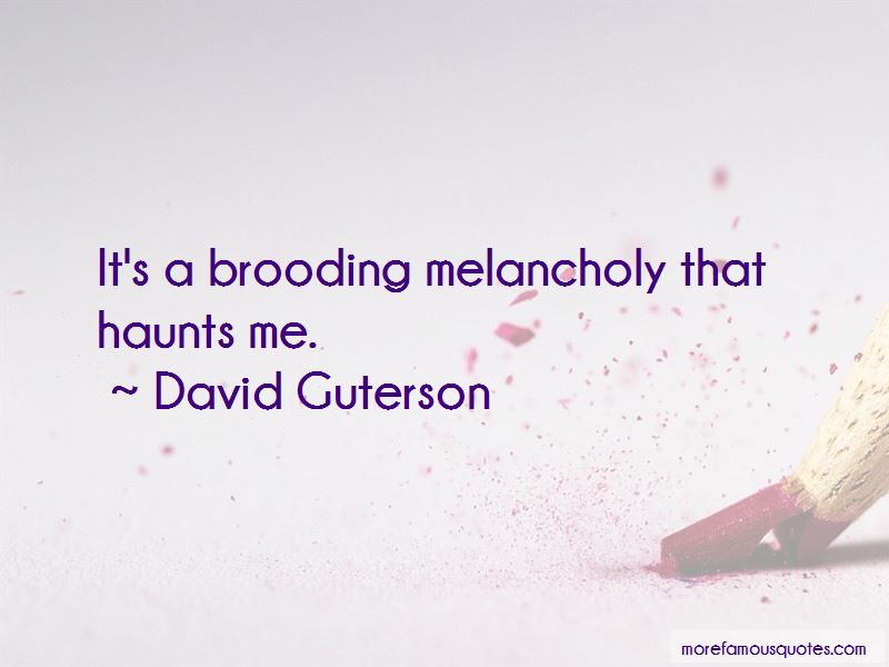 David Guterson Quotes Pictures 4