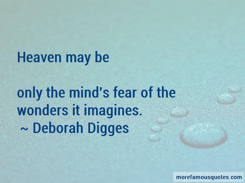 Deborah Digges Quotes Pictures 2