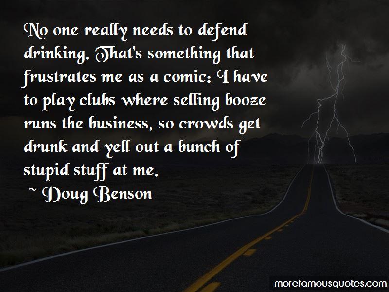 Doug Benson Quotes Pictures 2