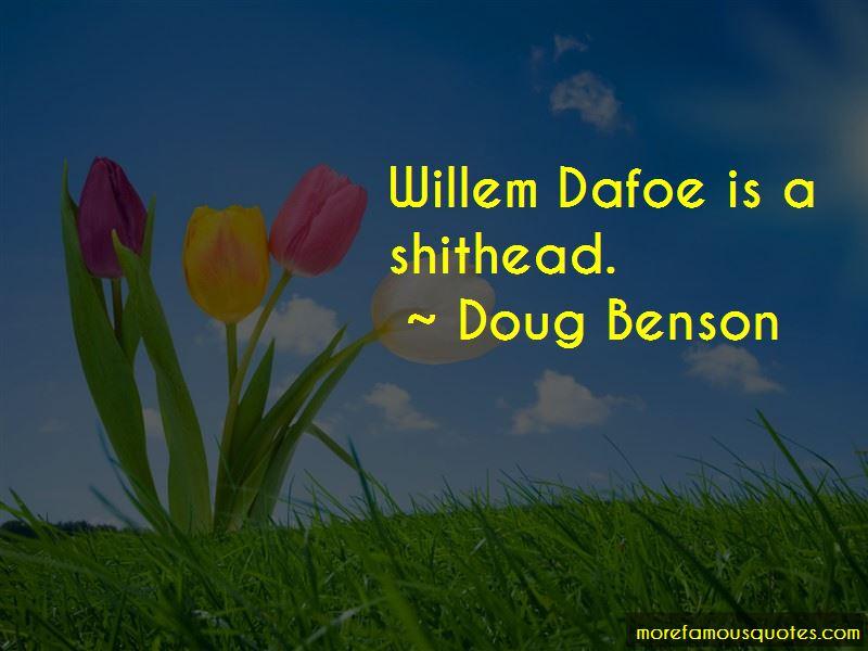Doug Benson Quotes Pictures 3