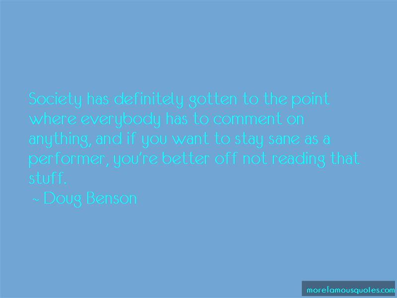 Doug Benson Quotes Pictures 4