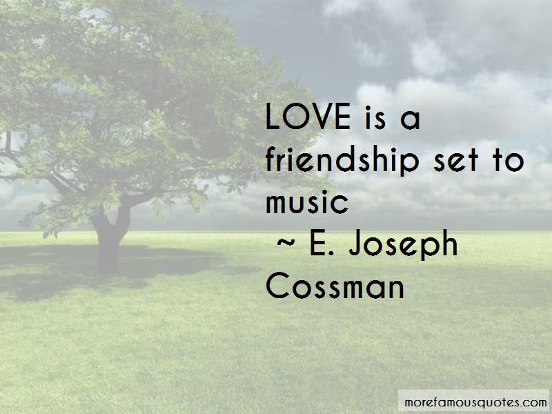 E. Joseph Cossman Quotes Pictures 3