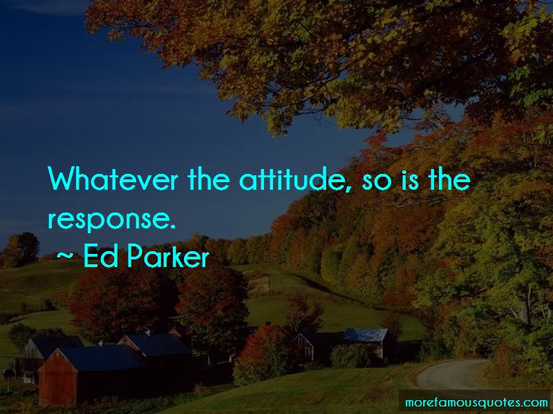 Ed Parker Quotes Pictures 3