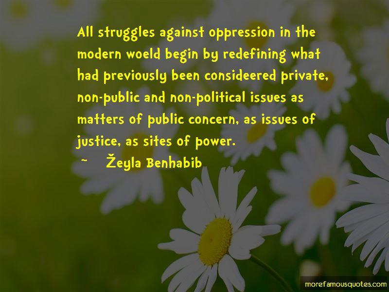 Åžeyla Benhabib Quotes
