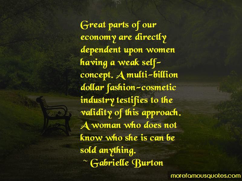 Gabrielle Burton Quotes Pictures 4