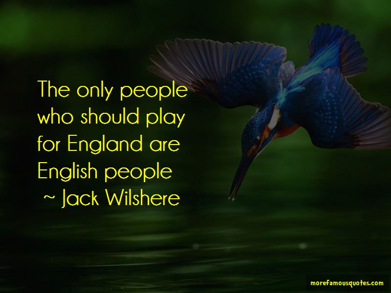 Jack Wilshere Quotes Pictures 2