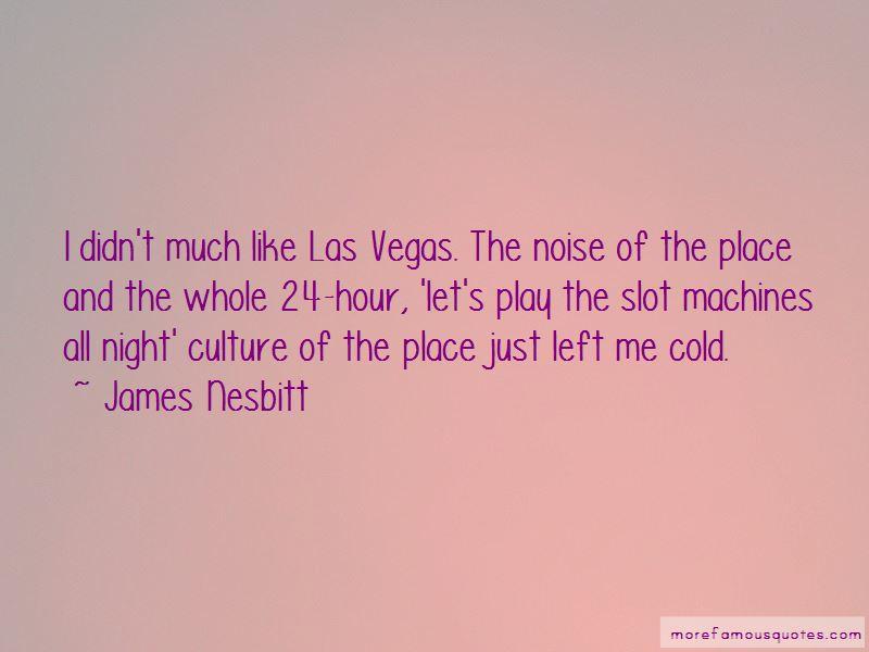 James Nesbitt Quotes