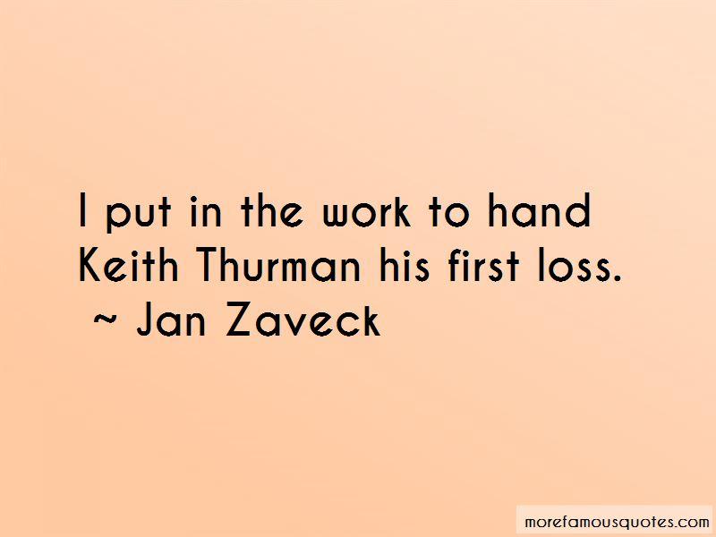 Jan Zaveck Quotes Pictures 2