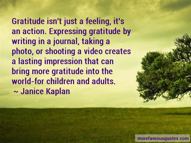 Janice Kaplan Quotes Pictures 4
