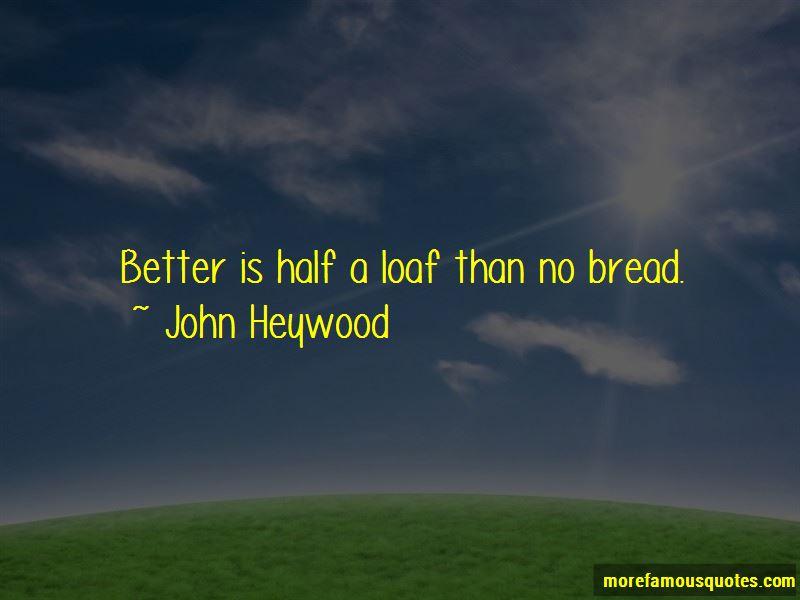 John Heywood Quotes