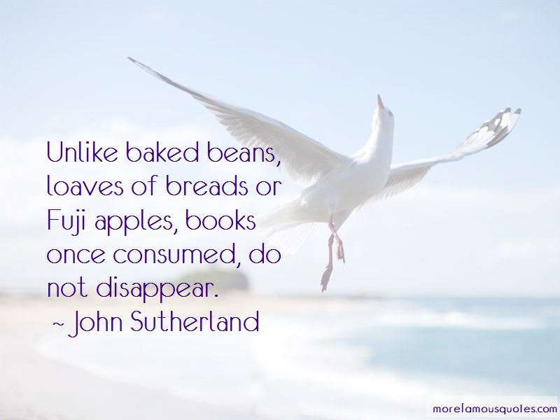 John Sutherland Quotes Pictures 3