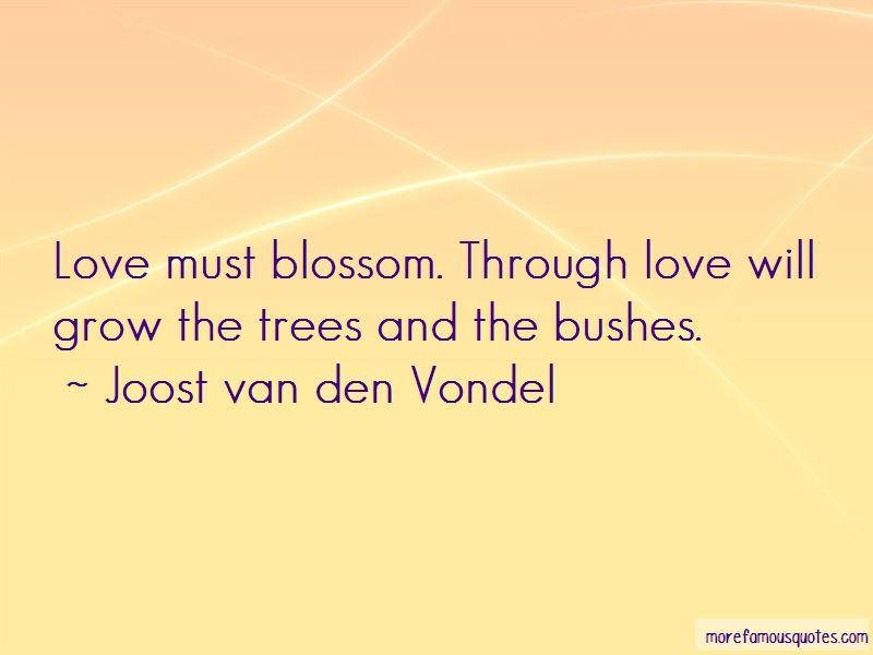 Joost Van Den Vondel Quotes