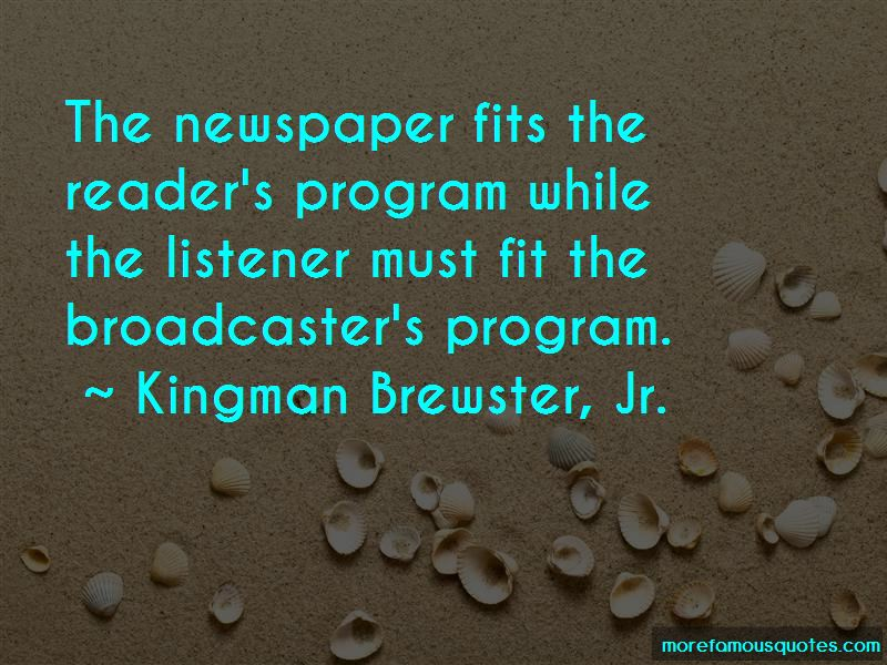 Kingman Brewster, Jr. Quotes Pictures 3