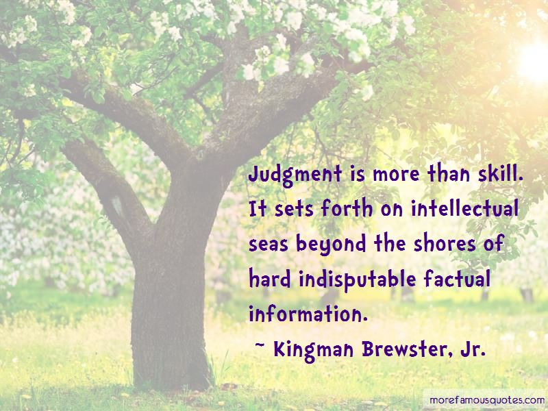 Kingman Brewster, Jr. Quotes Pictures 4