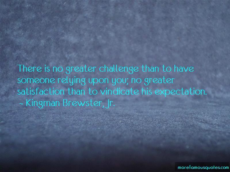 Kingman Brewster, Jr. Quotes