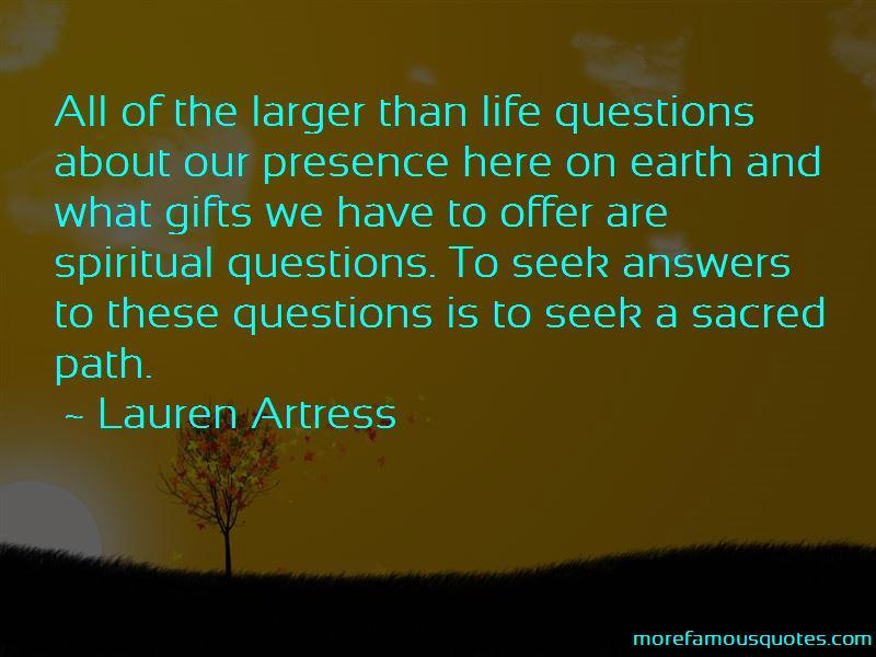 Lauren Artress Quotes Pictures 3