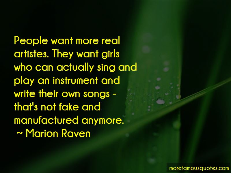 Marion Raven Quotes Pictures 2
