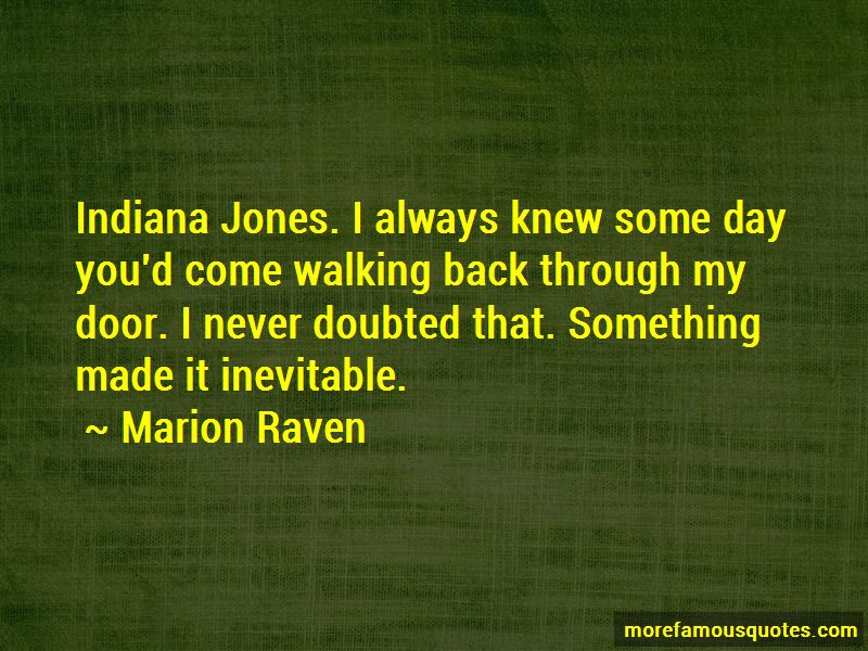 Marion Raven Quotes