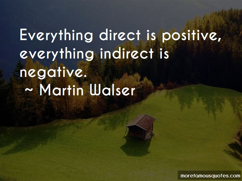 Martin Walser Quotes
