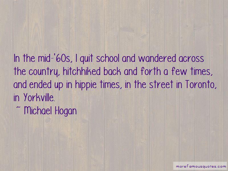 Michael Hogan Quotes Pictures 3