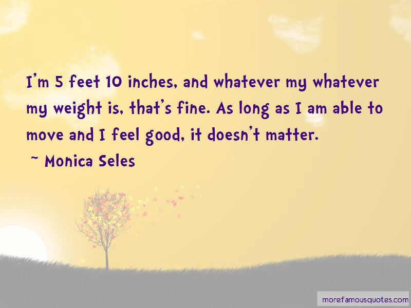 Monica Seles Quotes Pictures 2