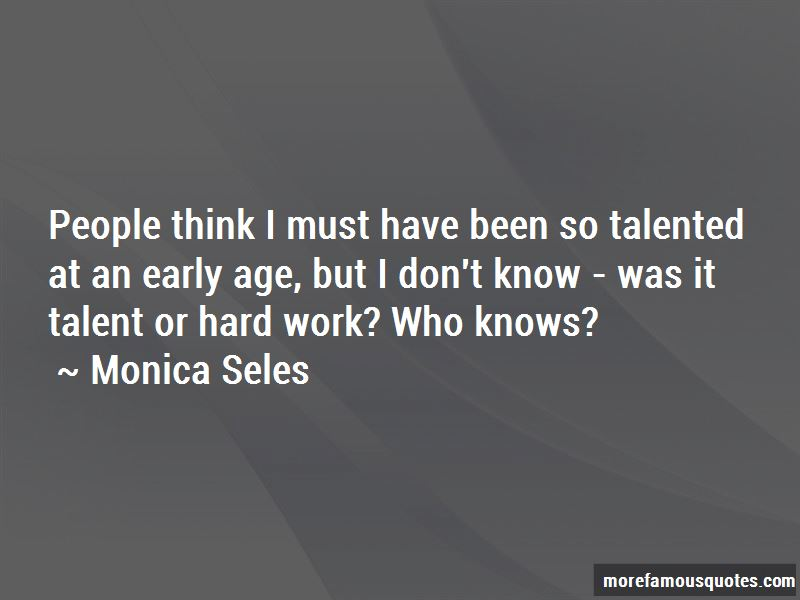 Monica Seles Quotes Pictures 3