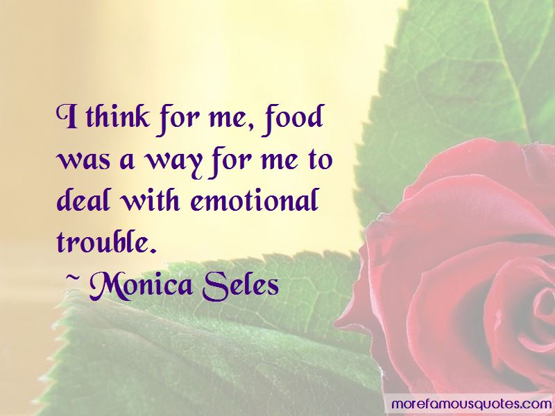 Monica Seles Quotes Pictures 4