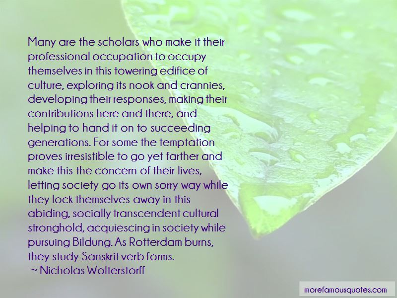Nicholas Wolterstorff Quotes Pictures 2