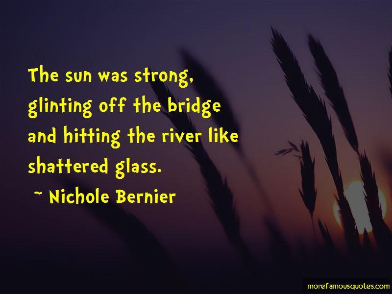 Nichole Bernier Quotes Pictures 4