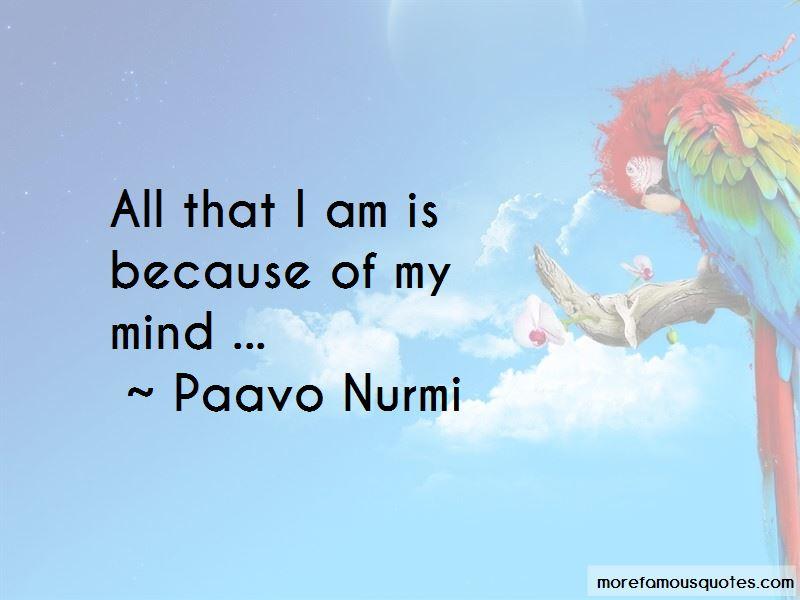 Paavo Nurmi Quotes Pictures 4