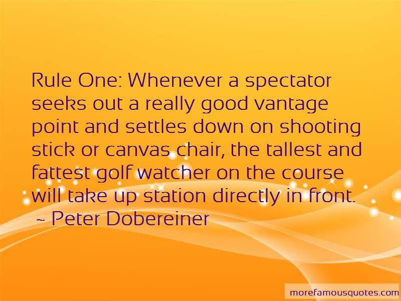 Peter Dobereiner Quotes Pictures 3