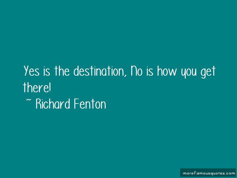 Richard Fenton Quotes Pictures 2