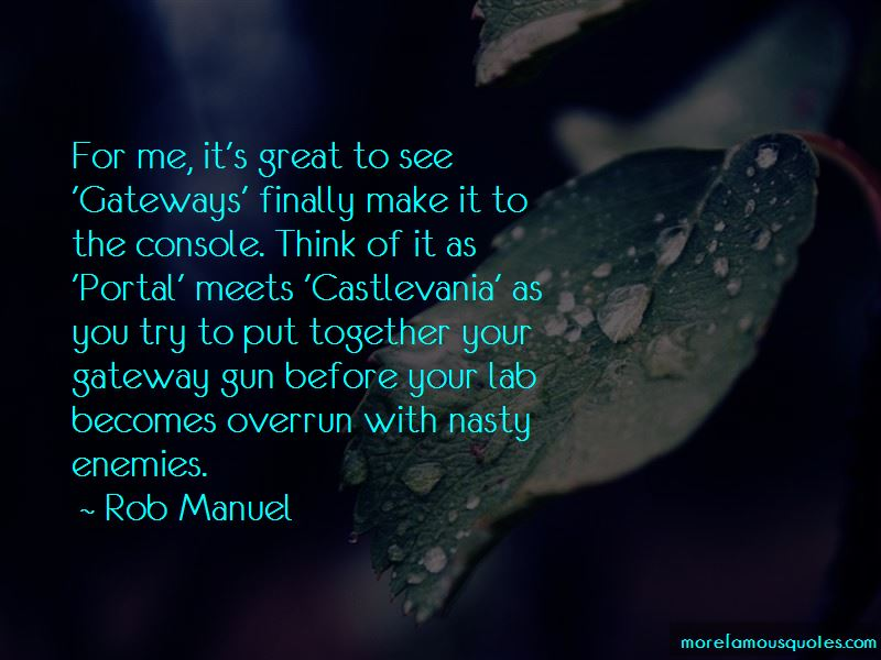 Rob Manuel Quotes Pictures 2