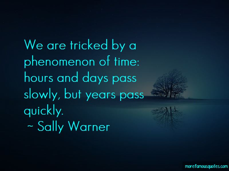 Sally Warner Quotes
