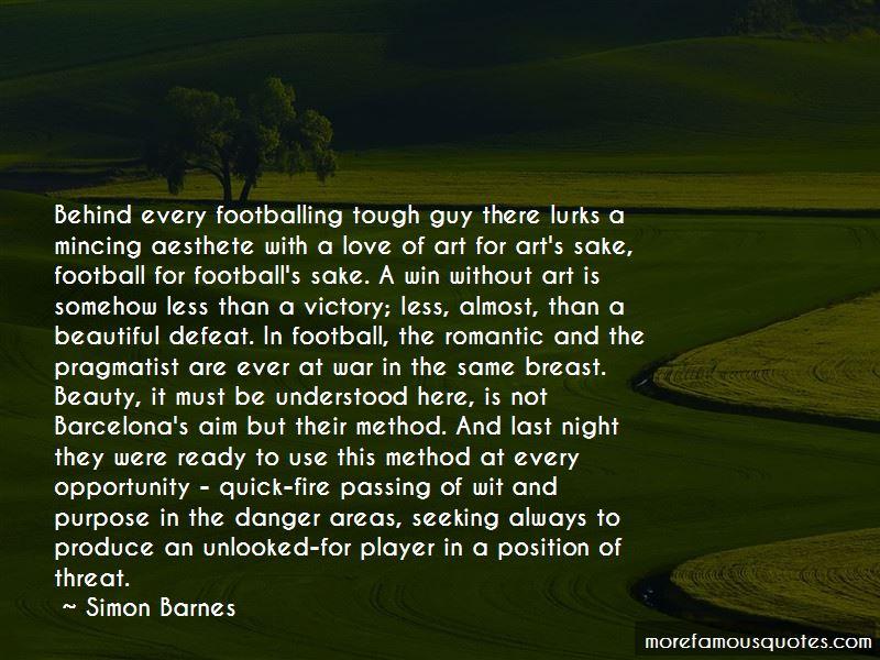 Simon Barnes Quotes
