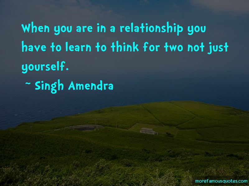 Singh Amendra Quotes Pictures 2