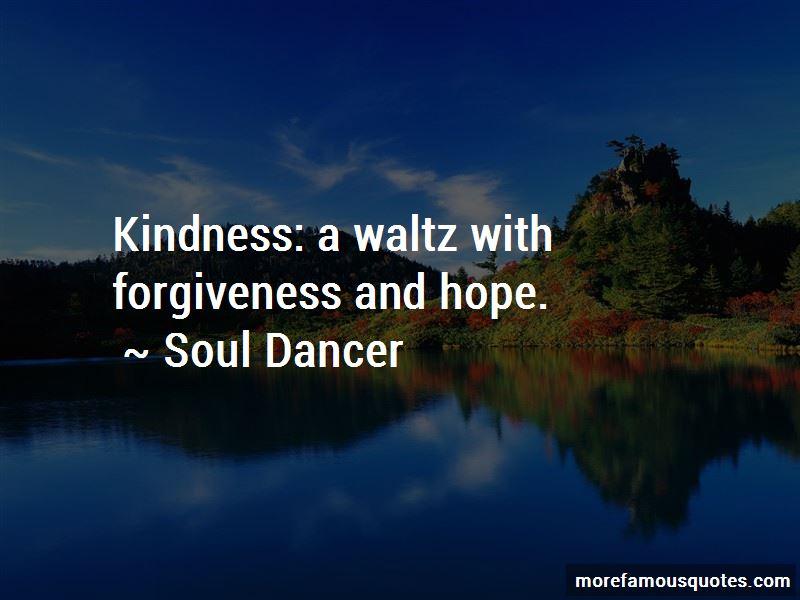 Soul Dancer Quotes