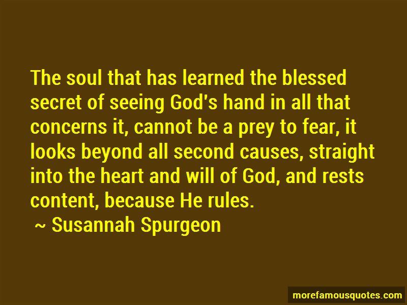Susannah Spurgeon Quotes Pictures 2