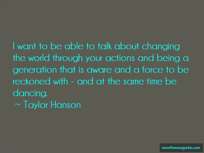 Taylor Hanson Quotes Pictures 3