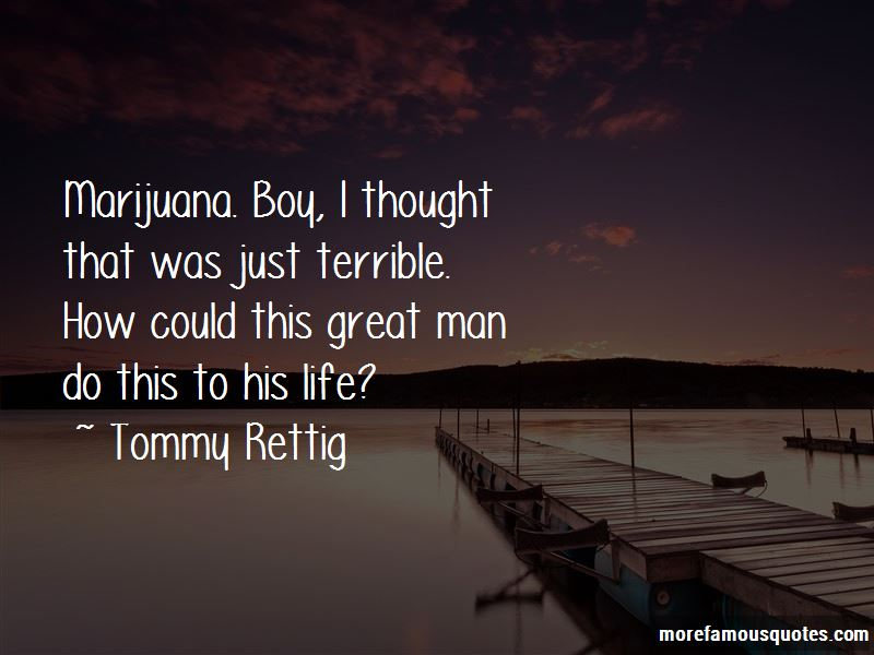 Tommy Rettig Quotes Pictures 2