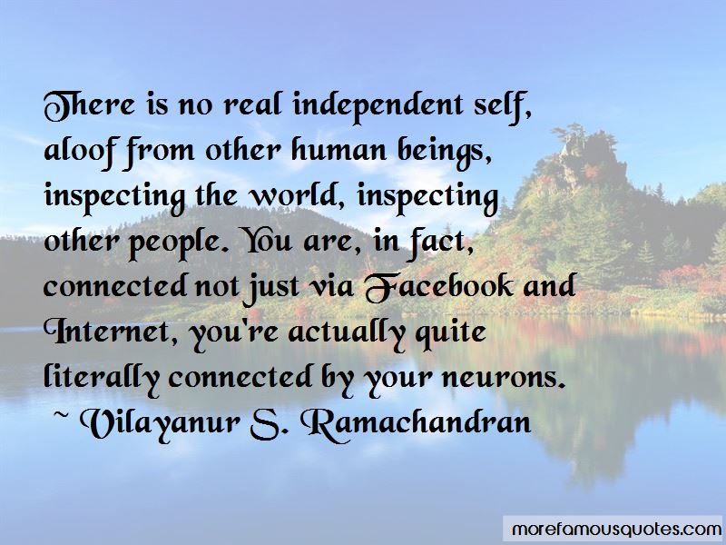 Vilayanur S. Ramachandran Quotes Pictures 3