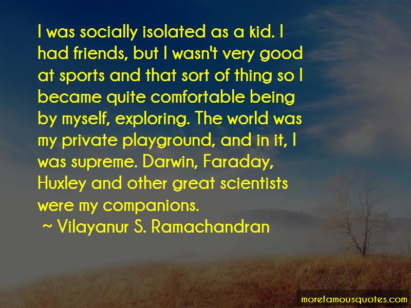 Vilayanur S. Ramachandran Quotes Pictures 4