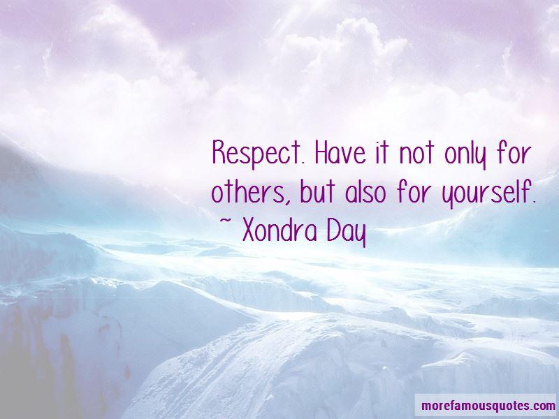 Xondra Day Quotes Pictures 2